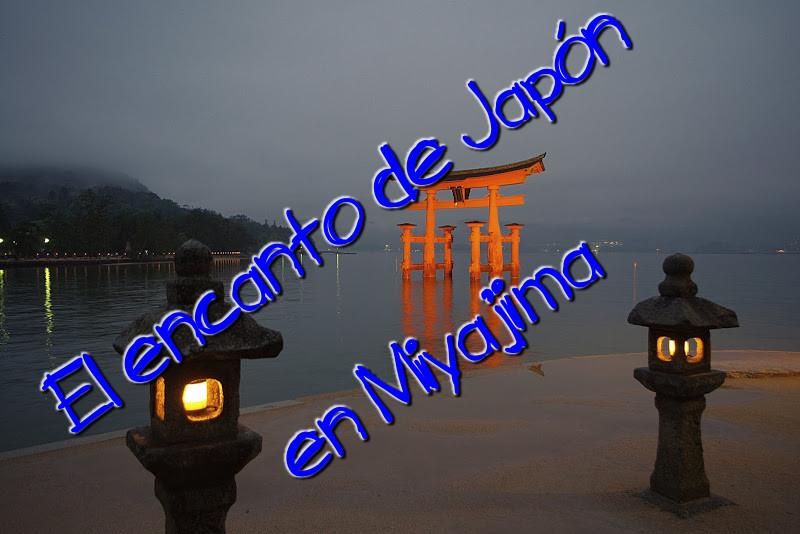 El encanto de Japón en Miyajima